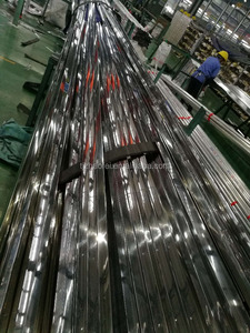 Polished /Decorative Stainless Steel square /rectangular Pipe