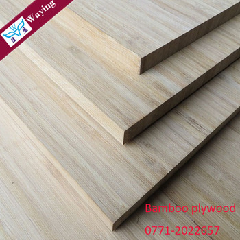 Bamboo laminate sheets Carbonized vertical bamboo plywood
