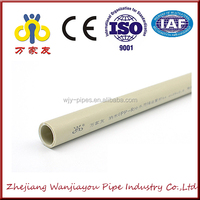 hot sell plastic pipes for hot and cold water PPR material