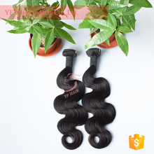 Top best quality cuticle hair natural body wave indian vigin hair wholesale cut from one donor hair