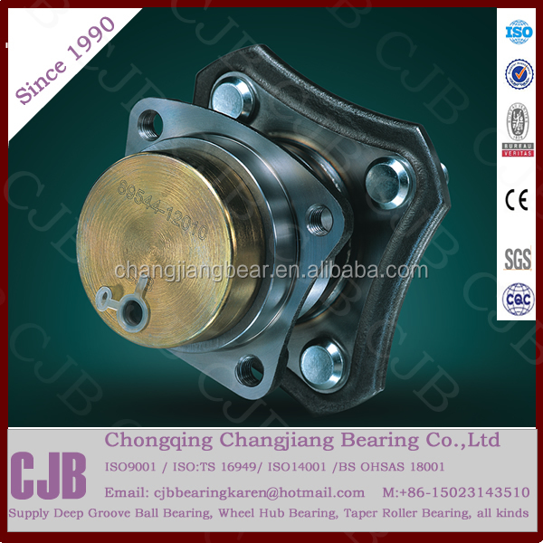 CJB Original Front wheel Hub Bearing for Ford Focu s Mondeo car