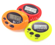 Step gauge, stopwatch, time ,12/24 hour conversion multi-functional passmeter