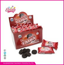 960g TAIBA box package sandwich biscuit with rich flavor filling