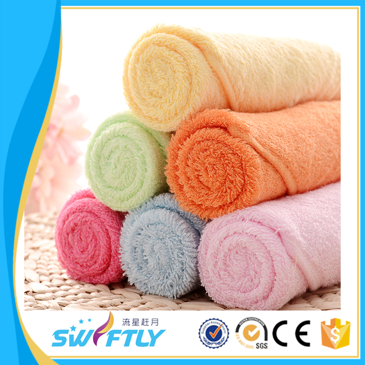 Organic Bamboo Baby/Kids Towels Face Towel For Sensitive Skin