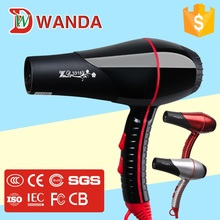 Quality of CB Certification Household Hair Salon blow dryer Negative Ionic Hair Dryer OEM/ODM