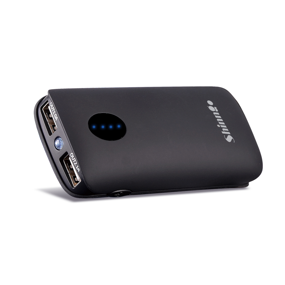 Shinngo High Capacity 5200mAh Power Bank For Mobile Phone