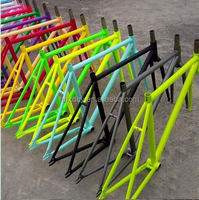 "colorized with carbon bicycle frame Chinese bicycle frame/bike frame 12""/14""/16"""