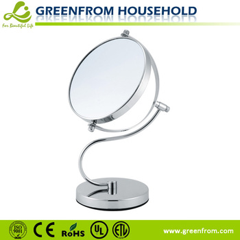 Make Up Single Side Standing Cheap Table Top Mirrors