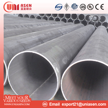 China manufacturer round shaped large diameter steel pipe fire fighting lsaw steel pipe