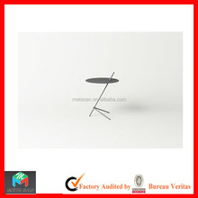Exclusive Mini cantilever stainless steel table legs