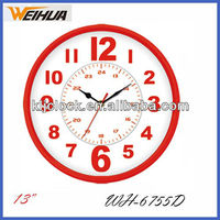 Fancy kitchen wall clock