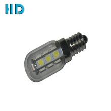 Refrigerator lighting T22 E14 LED 1W 230VAC warm white LED Miniature Bulb Small Lamp