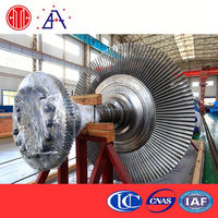 Cogeneration project used for district heating 2500kw steam turbine for sale