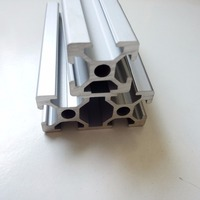 standard extrusion 2020 aluminum profile for solar panel frame
