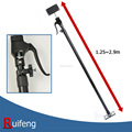 3 Steps Hand Control Poles Telescopic Extension Drywall Support Ceiling Drywall Support 1.25~2.9m