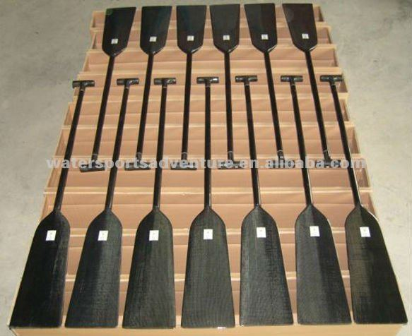 Superier quality light weight Durable Carbon Fiber Dragon Boat Paddle for sale