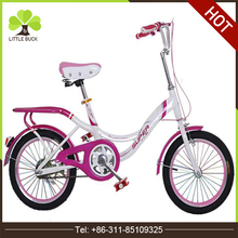 2017 hot sale 12 14 16 18 20 inch steel frame children bike kids bicycle baby bycicle for 10 years old child with CE and CCC