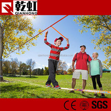 Polyester Webbing Slackline For Outdoors Sport