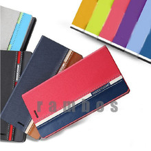 New Leather Flip Wallet Case Cover Smart Phone Celular for Xiaomi Mi 4 for Xiaomi Mi 4I
