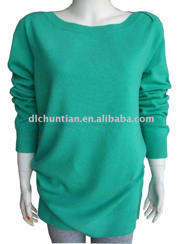wholesale autum/winter cashmere sweaters ladies fashion popular pullover knitwear