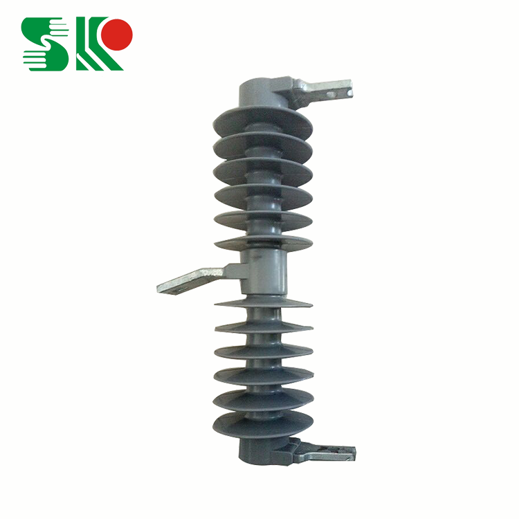 manufacturer 11 kv electrical polymer fuse cutout insulator with silicone rubber