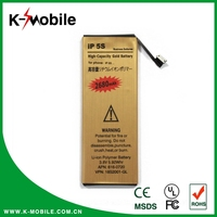 High capacity Replacement 2680mah for iPhone 5S Original Internal OEM Battery