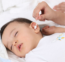 sterile paper stick pure cotton ear buds for cleaning care