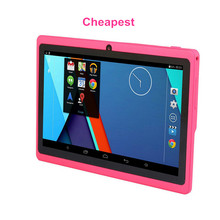 mini 7 inch kids tablet pc for kids child with android 4.4