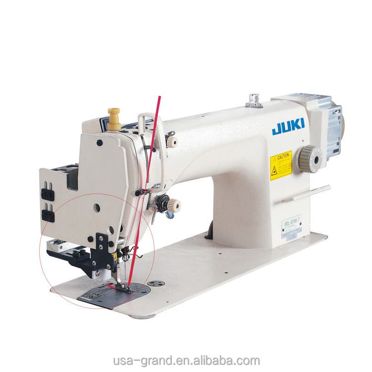 automatic thread cutting & cutter device for lockstich machine