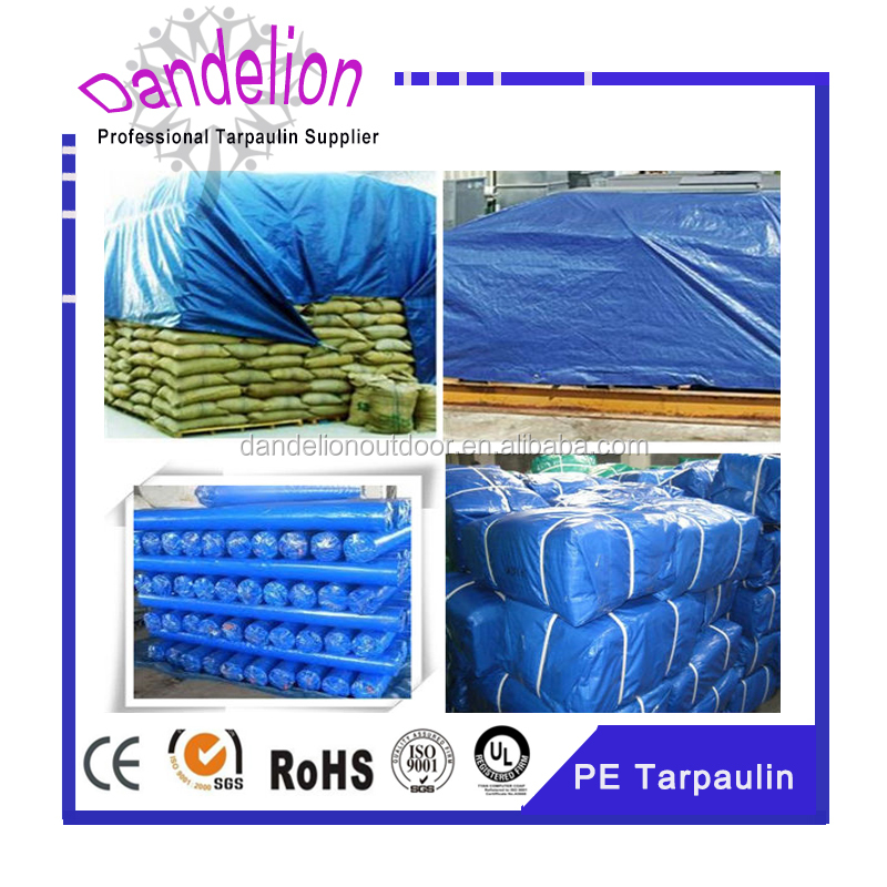 pe tarpaulin covers blue heavy duty tarpaulins waterproof ground sheet cover