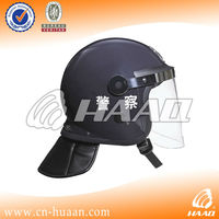 ABS shell full protection anti riot helmet supplier