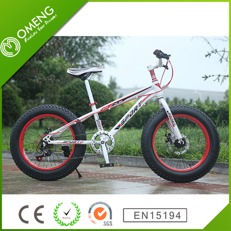 20 inch Carbon steel colored for beach fat bike tire