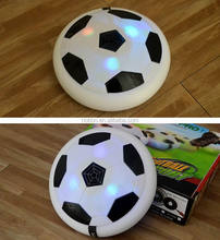 Electric Toy Air Suspension Soccer Football Indoor Sports Parent-Child Fitness LED Flashing Hover Ball