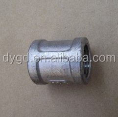 ss pipe fittings tee union elbow nipple quick coupling dc with dust cap