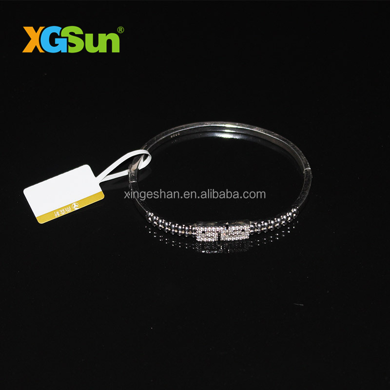 EPC Gen 2 UHF Temper Proof RFID Nail Tag For Jewelry Packing