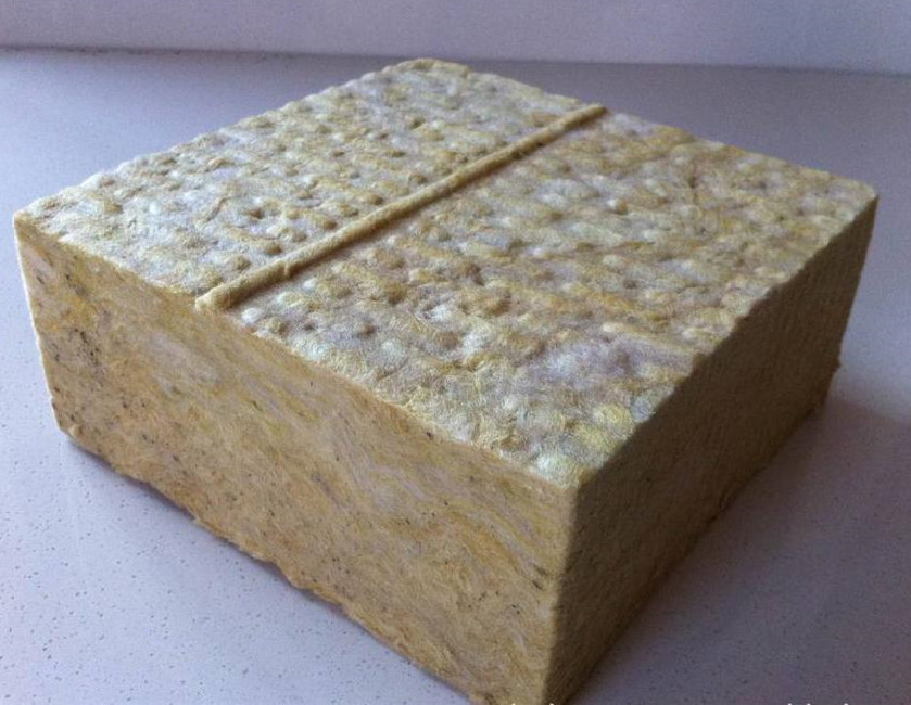 Building heat and acoustic insulation rock wool board 80 for Mineral wool insulation weight