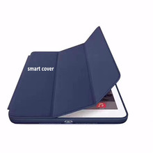 original for ipad mini 4 smart cover pu leather case full covered protective case