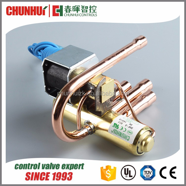 Reliable Air Conditioner 4 way reversing valve