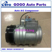 High Quality SP10 Air Conditioning Compressor FOR Daewoo Matiz OEM 96528118/96528117 96565233 96568210 717856
