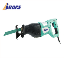 30mm stroke electric hand saw variable speed with two blades