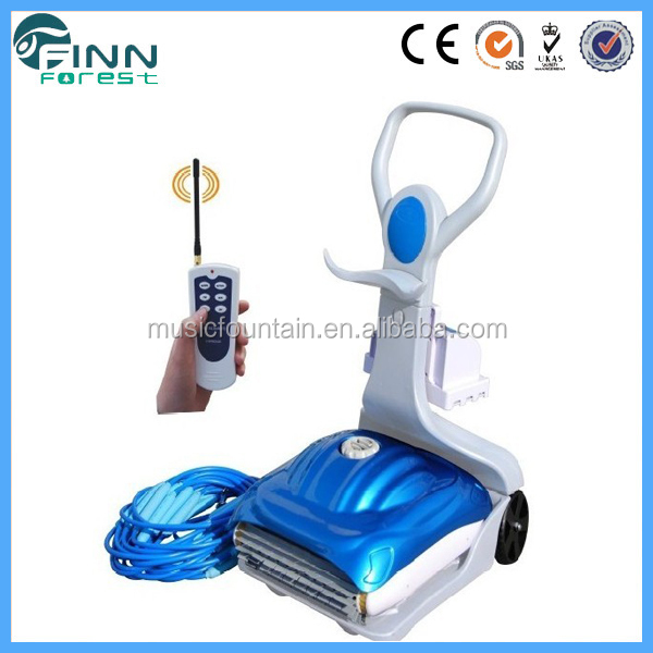 automatic pool vacuum cleaner electric