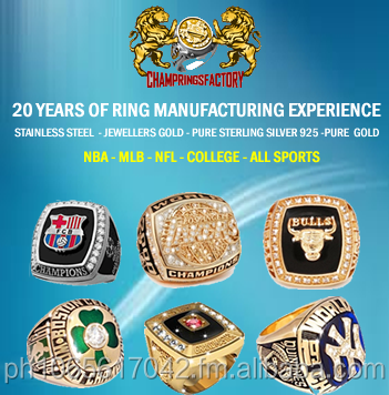 Championship Rings Manufacturer Supplier
