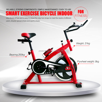 exercise bike sport computer bicycle,magnetic fitness bike,indoor sports equipment
