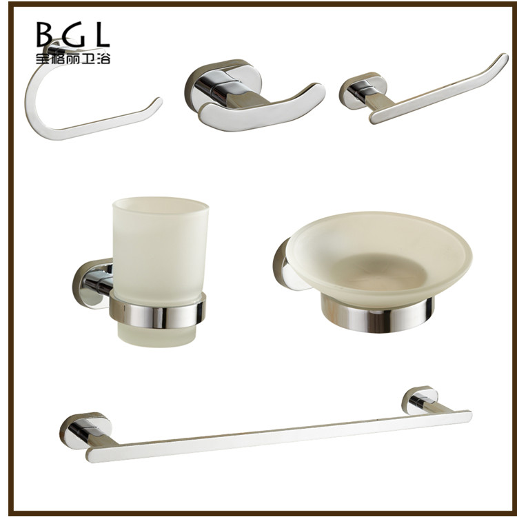 12300 high quality modern kitchen new 2016 hot sale tube chrome plated bathroom accessories