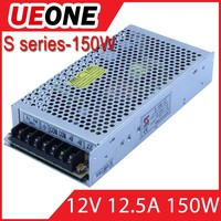 ueone manufacturer 150W 12V 12.5A emerson switch mode power supply