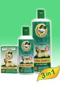 Doggies' Choice Herbal 3-In-1 Soap & Shampoo