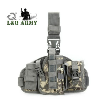 Outdoor Tactical Waterproof Multifunctional Drop Leg Holster