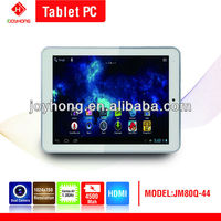 2013 new 8 inch tablet pc with front and back camera