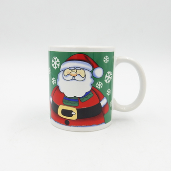 christmas mug/tableware/promotion gift smile face mugs for promotion