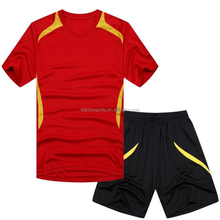 Wholesale training jersey football model,sublimated football training jerseys,wholesale jersey soccer set